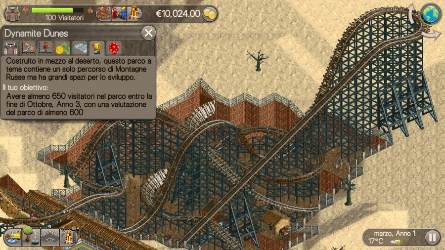 Rollercoaster Tycoon Classic | RCT 1 & 2 finalmente su