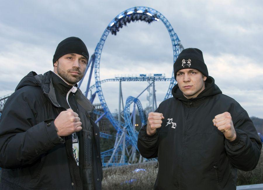 Europa Park Il campione mondiale di boxe a Europa-Park