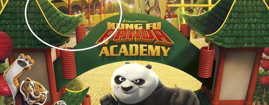 Gardaland Lo Spinning si chiamerà Kung Fu Panda Master