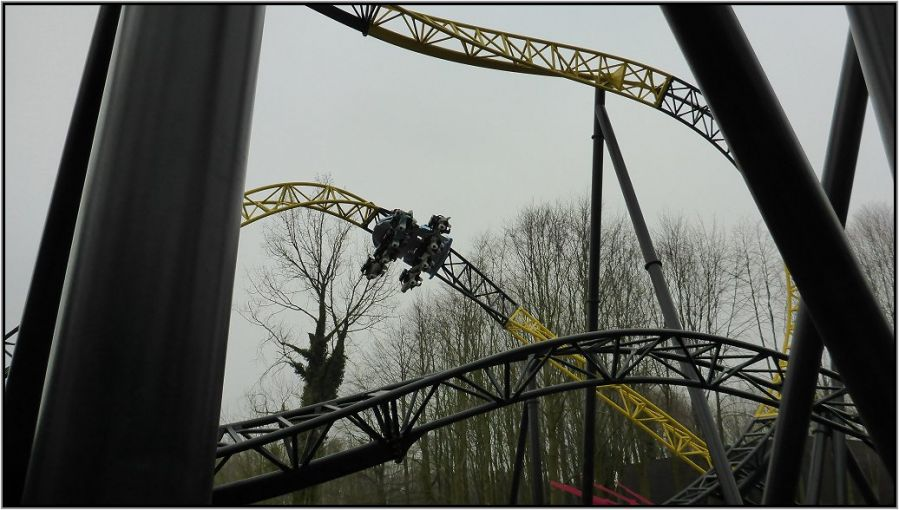 Walibi Holland Tutto su Lost Gravity