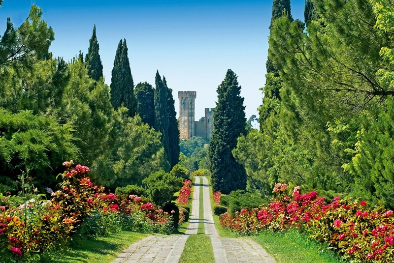 Parco Giardino Sigurtà Ingresso gratis + mimosa per la Festa Della Donna