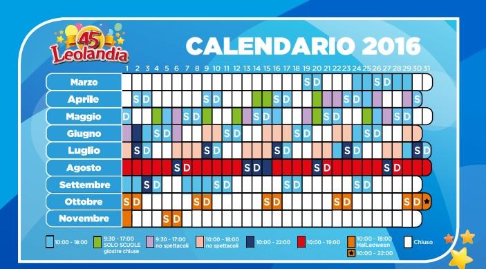 Miragica Calendario 2020.Notizie Nella Categoria Novita Dai Parchi Di Divertimento