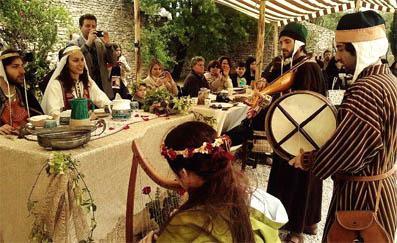 Miragica - La Terra dei Giganti Il parco torna al Medioevo
