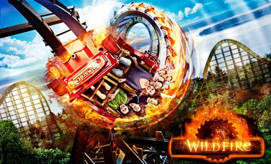 Kolmarden - Wildfire potrebbe essere il migliore del mondo