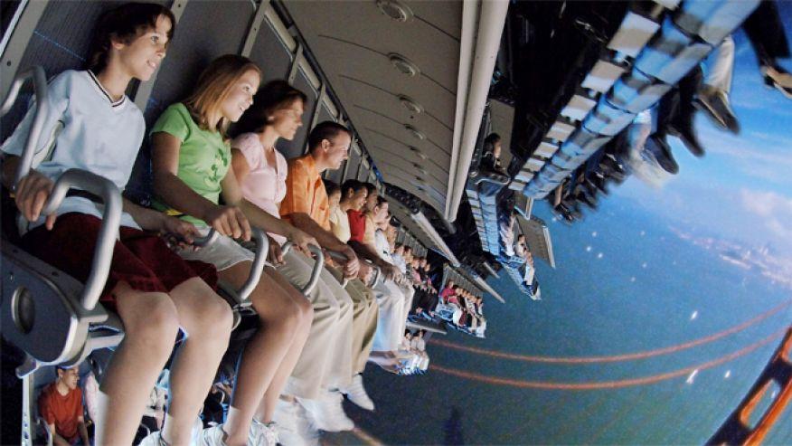 Europa Park Un panoramic flight per il 2017