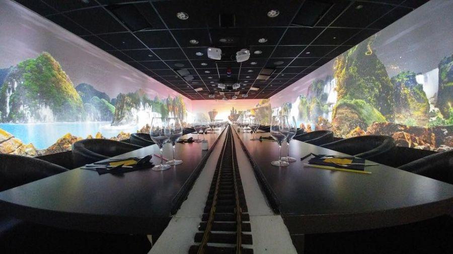 Studio 887 - Il ristorante multidimensionale, dove si mangia in un simulatore
