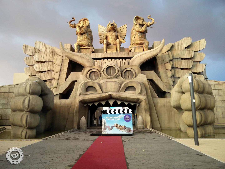 Cinecittà World Boom di presenze 2018 nel parco del cinema