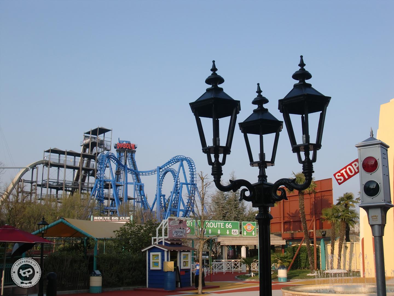 Movieland Park Kitt in versione mini e un nuova ride 4D