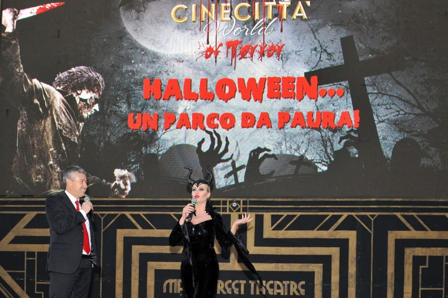 Cinecittà World Halloween e (a sorpresa) NATALE