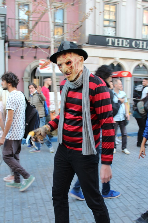 Cinecittà World Halloween night e quattro horror zone cinematografiche