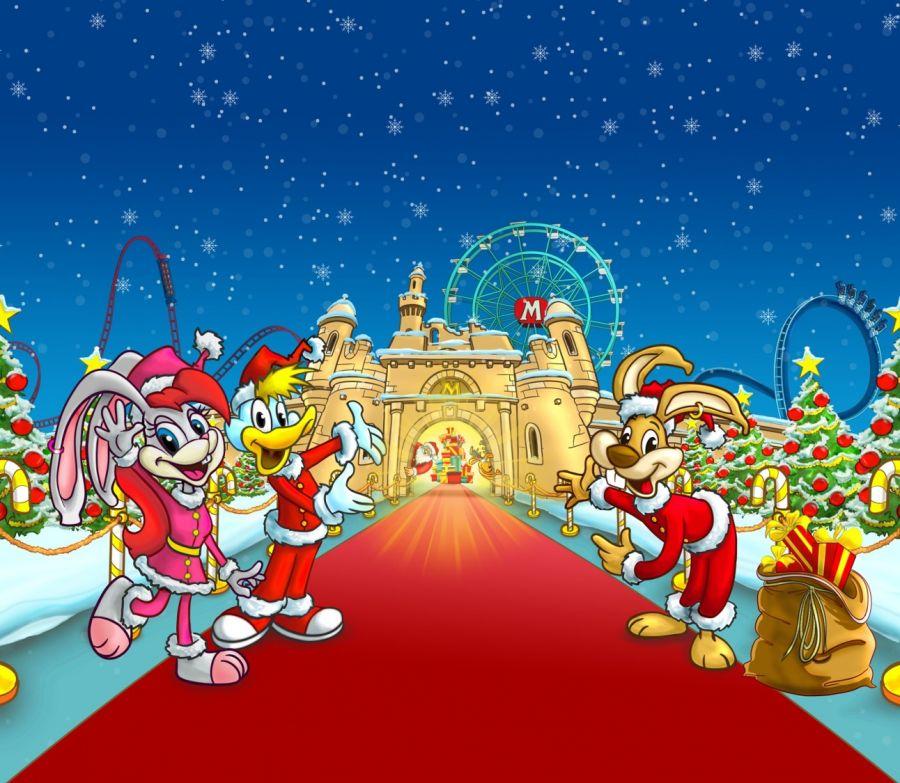 Mirabilandia Per la prima volta nella storia parco aperto a Natale