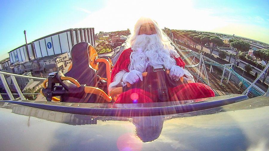 Cinecittà World Natale a tutto cinema