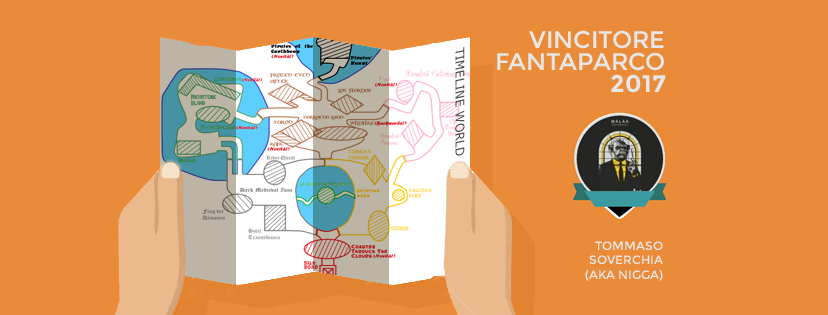 FantaParco2017 - Il vincitore è TimeLine World