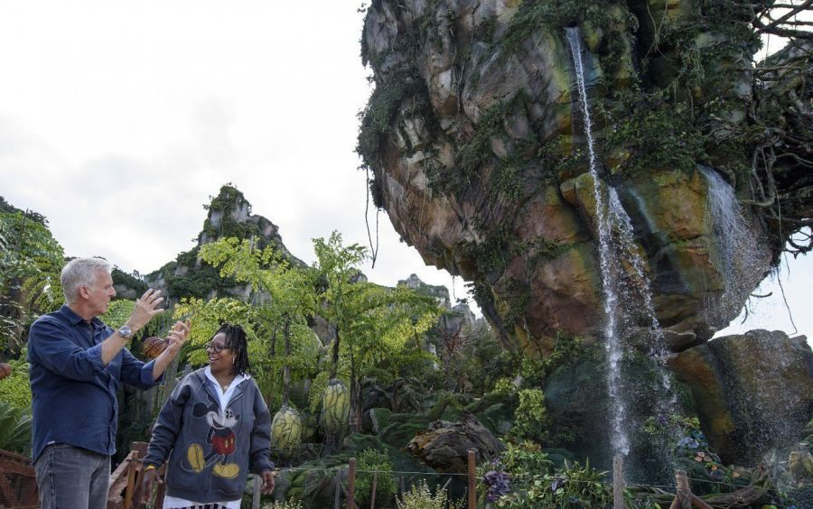 Disney's Animal Kingdom Prima VIDEO intervista da Pandora