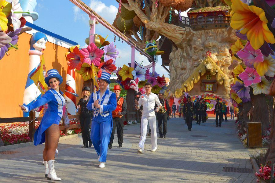 Gardaland Per il Magic Circus fino alle 22 e prezzo speciale