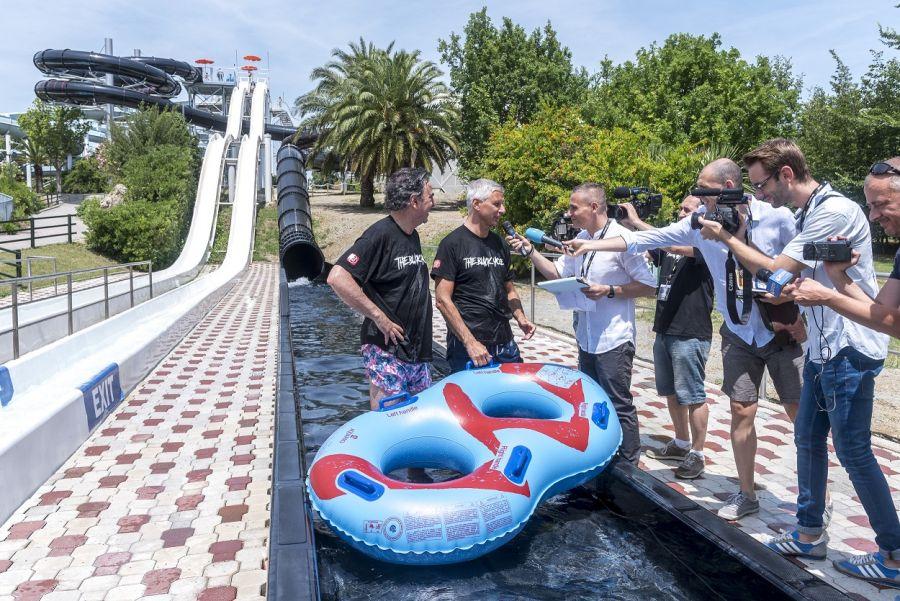 Aquafan Un black hole da un milione di euro!