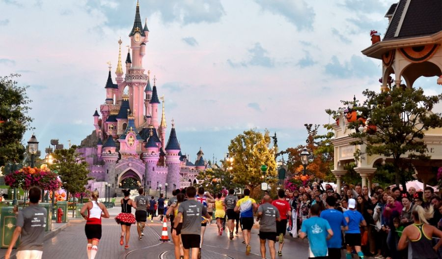 Disneyland Paris (Resort) Magic Run Weekend - 10 Km e mezza maratona