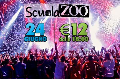 Rainbow MagicLand Scuola Zoo Student Party il 24 giugno