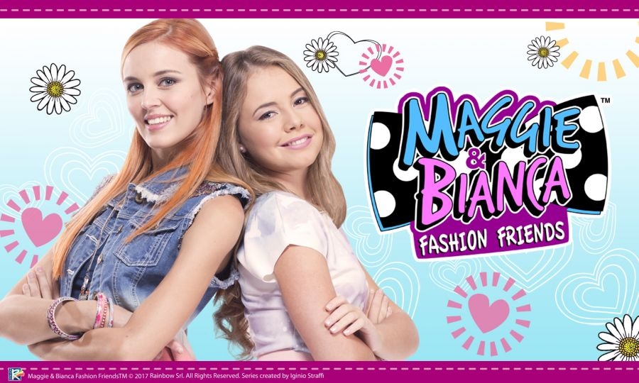Rainbow MagicLand Oggi Maggie & Bianca Fashion Friends