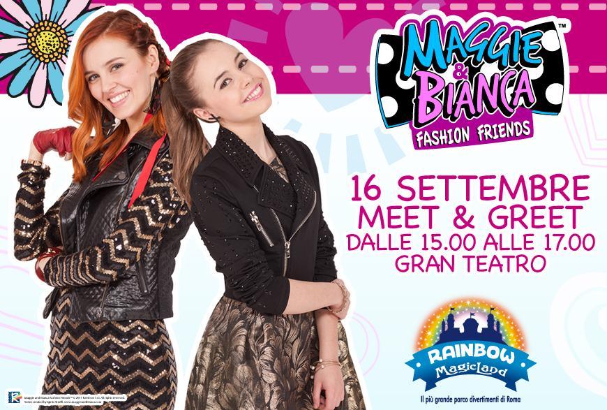 Rainbow MagicLand Maggie & Bianca Meet'n'Greet