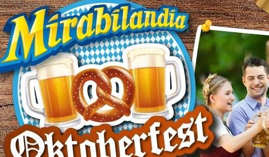 Mirabilandia Oktoberfest con spettacoli tematici e cucina tipica