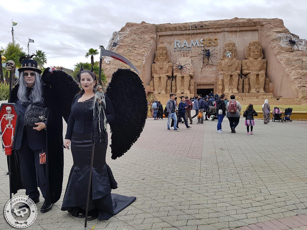 Gardaland Halloween 2019 a Gardaland