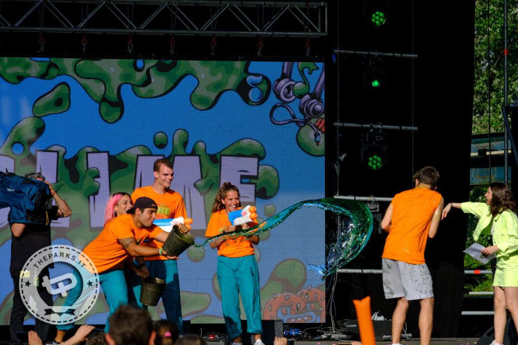 Mirabilandia [FOTO] SlimeFest 2019 in onda su Nickelodeon