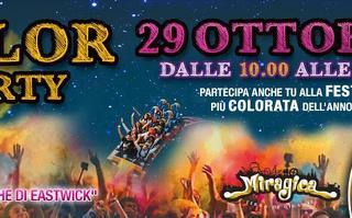 Miragica - La Terra dei Giganti - Color Party per Halloween