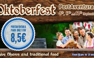 PortAventura Park - Oktober Fest al parco, ingresso ridotto e nuovi spettacoli