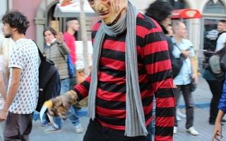 Cinecittà World - Halloween night e quattro horror zone cinematografiche