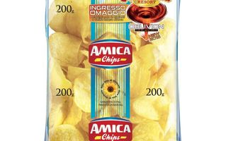 Gardaland - Amica Chips regala i coupon 3x2