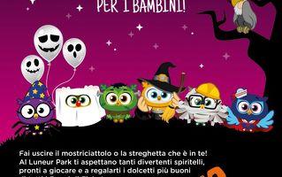 Luneur - Primo evento Halloween