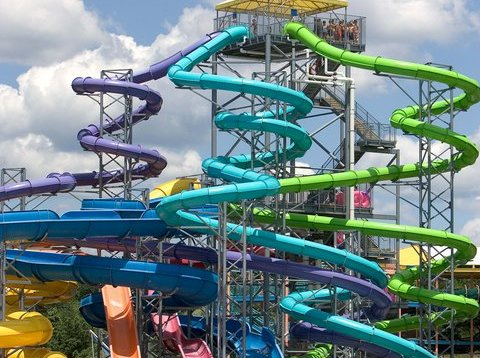 Geauga Lake's Wildwater Kingdom