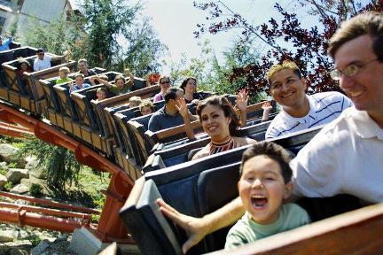 Gilroy Gardens - Family Theme Park