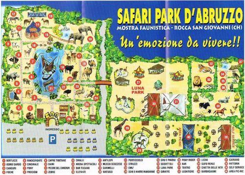 Leontigre Park d'Abruzzo