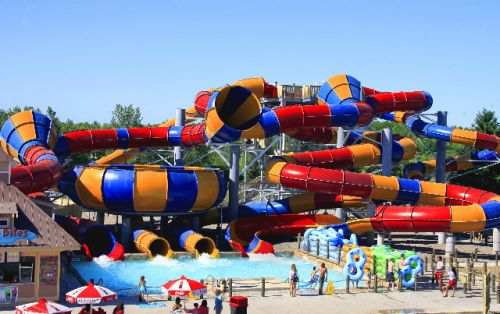 Darien Lake Water Park