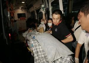 OCT (Overseas Chinese Town) East Resort Sei morti nello schianto di un simulatore di volo
