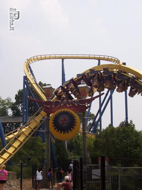 Kentucky Kingdom Chang se ne va, ma il parco potrebbe riaprire nel 2011