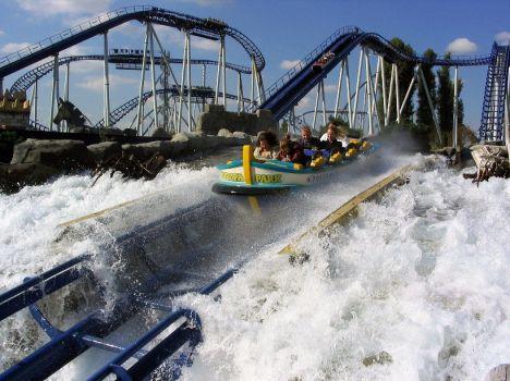 Water coaster