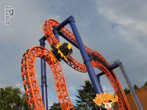 ZacSpin Coaster