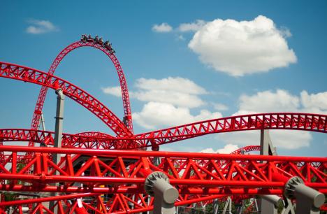 Blitz coaster