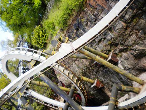 Terrain Rollercoaster
