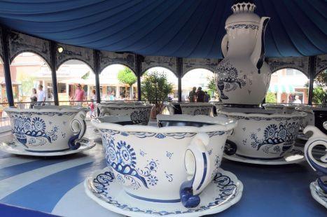 Tazze / Teacup ride