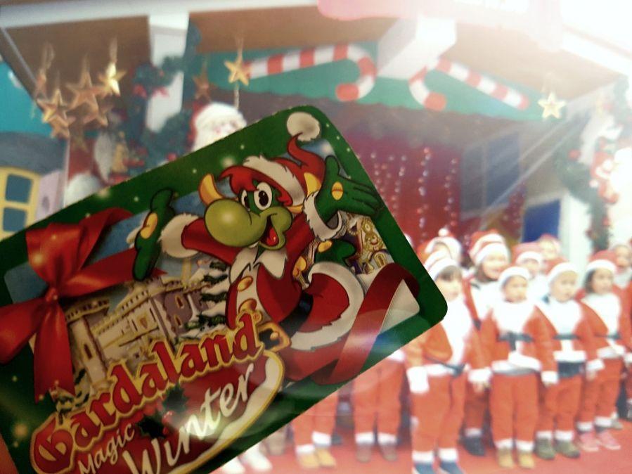 Natale - Sconti per i parchi durante le festività