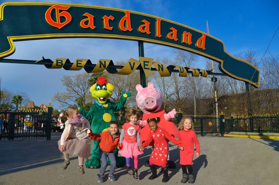 Gardaland Sono tre le attrazioni di Peppa Pig Land
