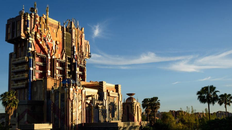 Disney's California Adventure Guardians of the Galaxy immagini + data apertura