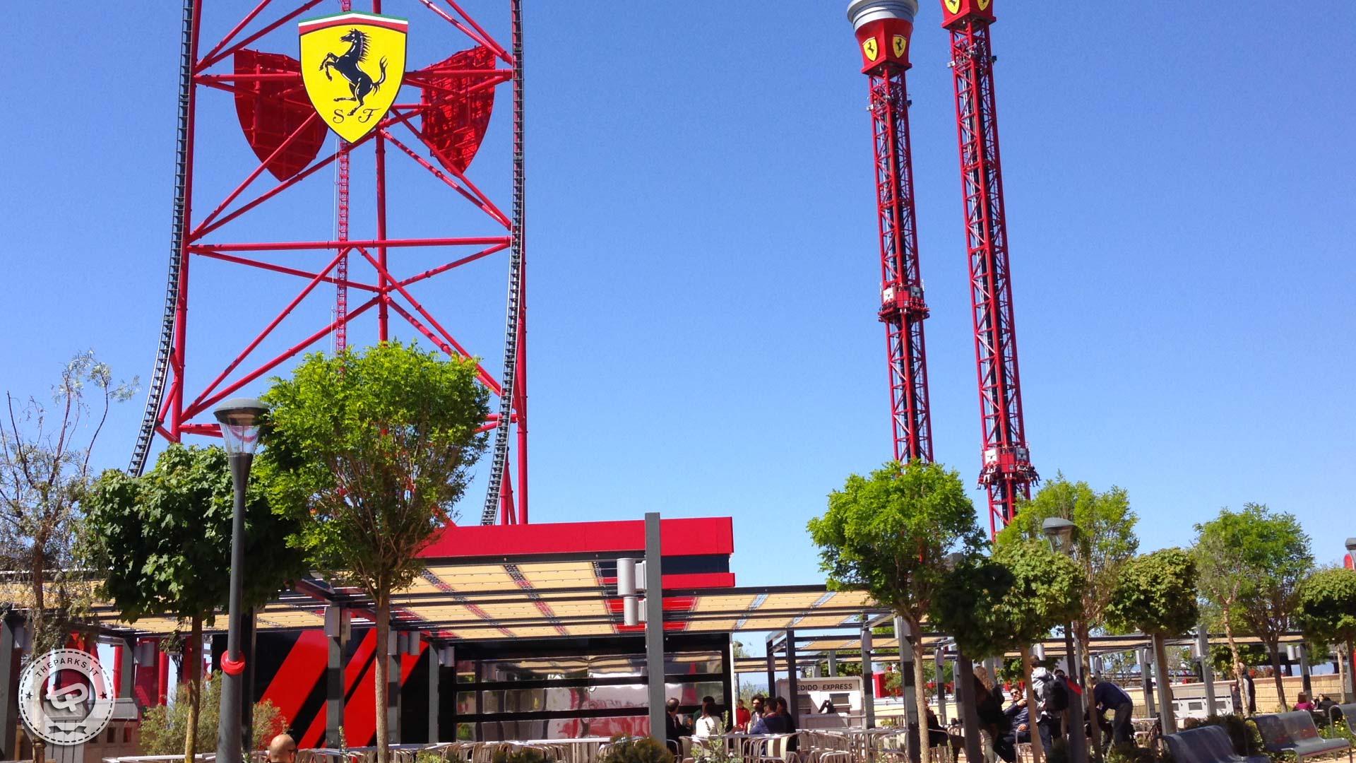 Ferrari land Biglietti scontati per PortAventura e Ferrari Land