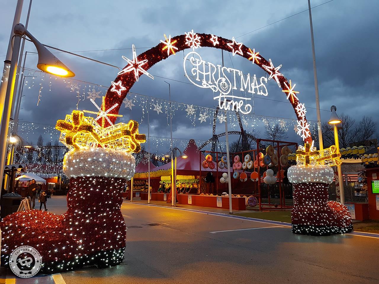 Mirabilandia Christmas Time: gradimento oltre le previsioni