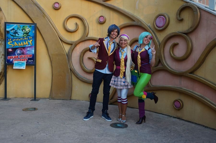 Rainbow MagicLand Regal Academy incontra i fan