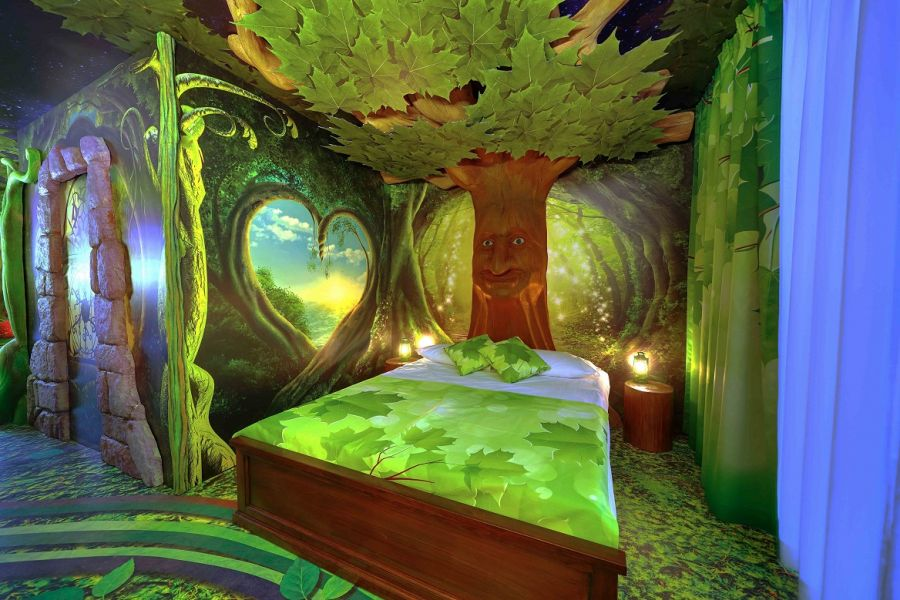Gardaland Ecco le stanze del Magic Hotel